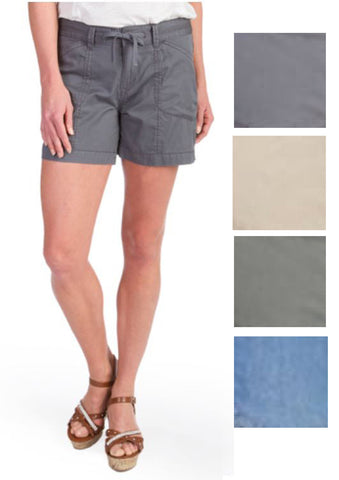 2b75226ee6 Supplies by Unionbay Ladies' Drawstring Casual Shorts, Brenda - NEW!!  Supplies by Union Bay. From $ 9.99 - $ 16.99. Ingear Nautical Terry Stripe  Anchor Swim ...