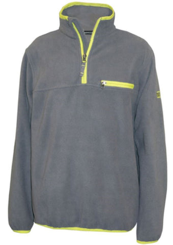 WEATHERPROOF 32 DEGREES BOYS 1/4 ZIP FLEECE PULLOVER