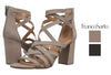 Franco Sarto Madrid Heeled Strappy Sandals