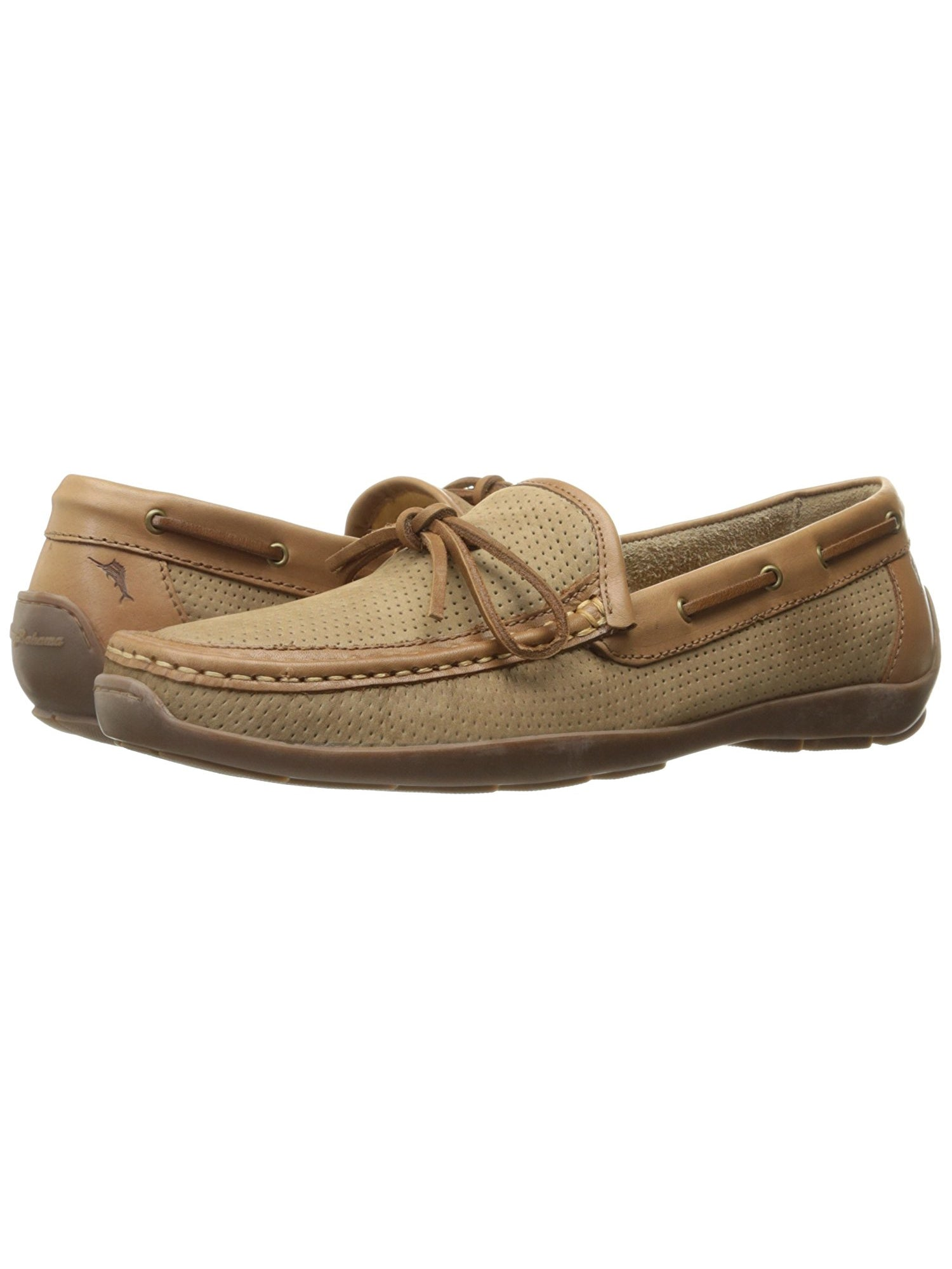 dc08243d8e6a Tommy Bahama Men s Odinn Wide Width Slip-on Moccasin Boat Shoe ...