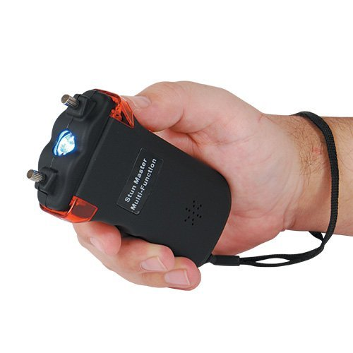 Safety Technology Stun Master Multi Function Stun Gun Flashlight