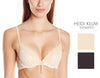 Heidi Klum Womens Lace Demi with Mesh Bra