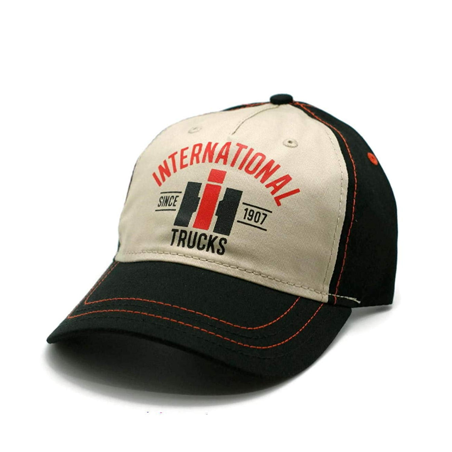 96ee7e344b9 H3 Headwear International Trucks Since 1907 Logo Adjustable Hat ...