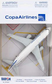 Daron Copa Airlines Die Cast Metal Collectible Single Plane
