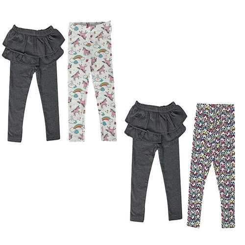 Carters Girls Two-Piece Play Wear Leggings