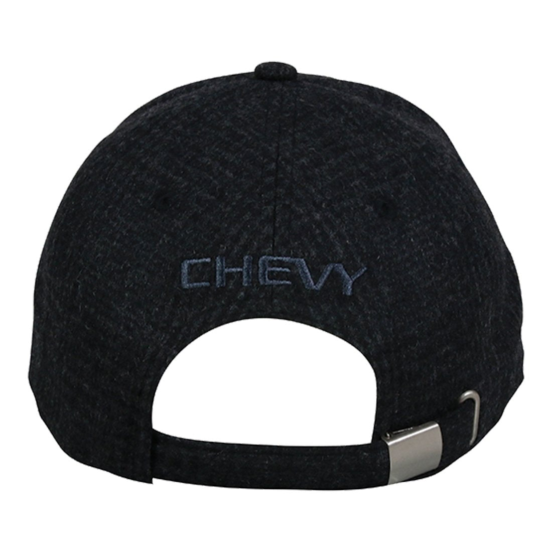 9ca5abbde Auto Elite Mens Chevy Chevrolet Wool Blend Hat (Black Plaid) – Shop ...