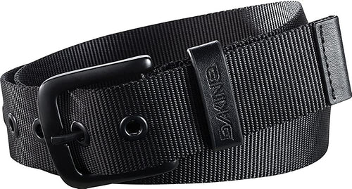 Dakine Mens Nylon Webbed Adjustable Single Prong Ryder Belt