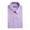 Geoffrey Beene Mens Classic Fit Wrinkle Free Dress Shirt (Thistle, 17x36-37)