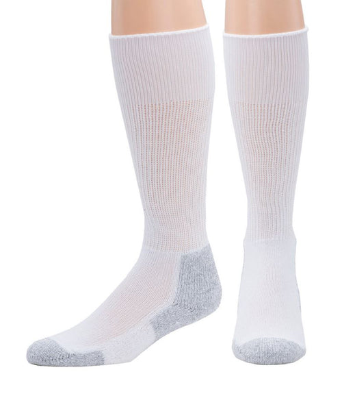 Boot Doctor Mens Over The Calf 3 PairCotton Boot Socks
