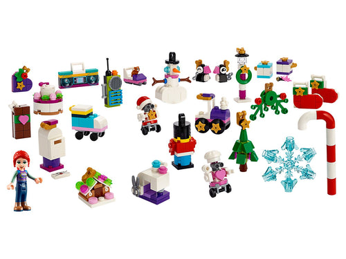 LEGO Friends Holiday Advent Calendar Building Set (41382, 330 Pcs)