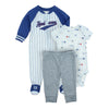 Carters Little Boys 3 Piece Set
