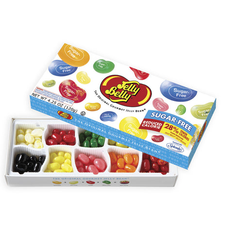 Jelly Belly Sparkling Rosé Flavored Jelly Beans, Case of 24 5.6 oz Bottles