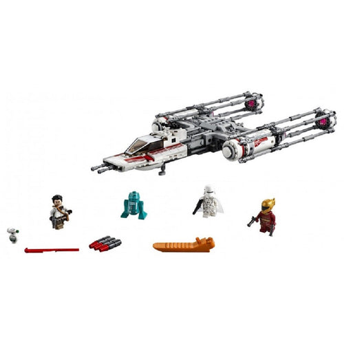 LEGO Star Wars Resistance Y-Wing Starfighter Building Kit (578 Pieces)
