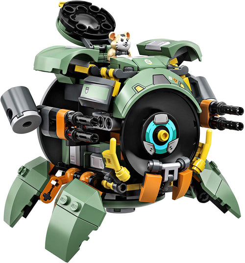 LEGO Overwatch Wrecking Ball Building Kit (227 Pieces)