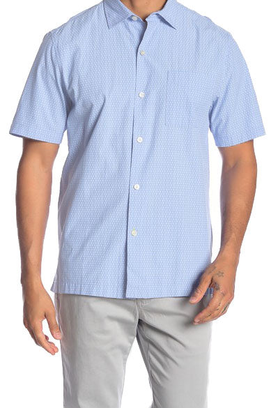 Tommy Bahama Mens Diamante Del Sol Short Sleeve Shirt