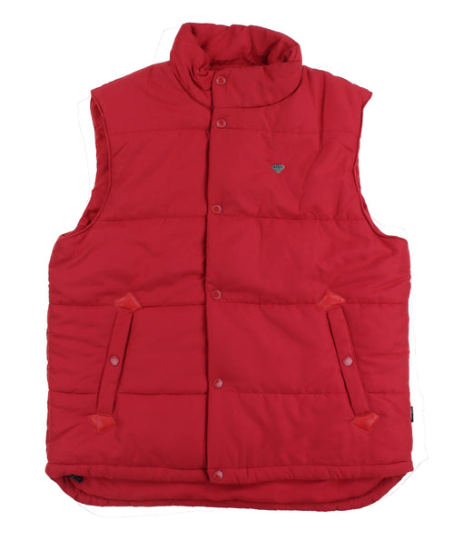 Diamond Supply Co Mens Brilliant Cut Vest
