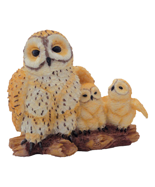 Studio Collection by Veronese Design Cute Mini Owl Garden Figurines