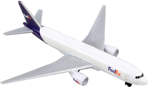 Daron FedEx Express Single Die Cast Metal Collectible Plane