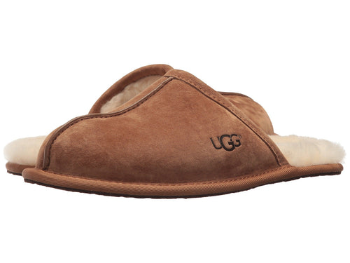 UGG Mens Scuff Suede Slipper