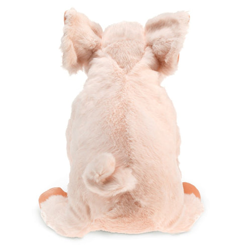 Folkmanis Play Pretend Animal Puppet, Piglet