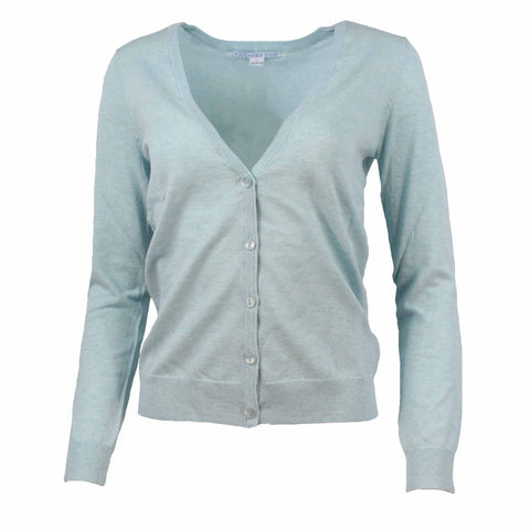 Southern Tide Womens Button V-Neck Cardigan