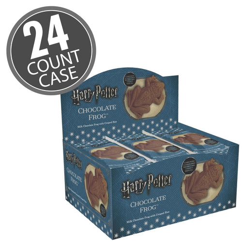 Jelly Belly Harry Potter™ Milk Chocolate Frog - 0.55 oz - 24 Count Case