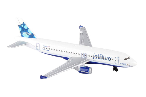 Daron JetBlue Single Die Cast Metal Collectible Plane