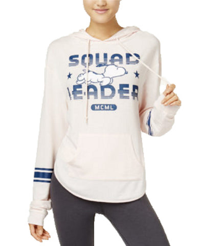 Peanuts X Love Tribe Juniors' Squad Leader Hoodie