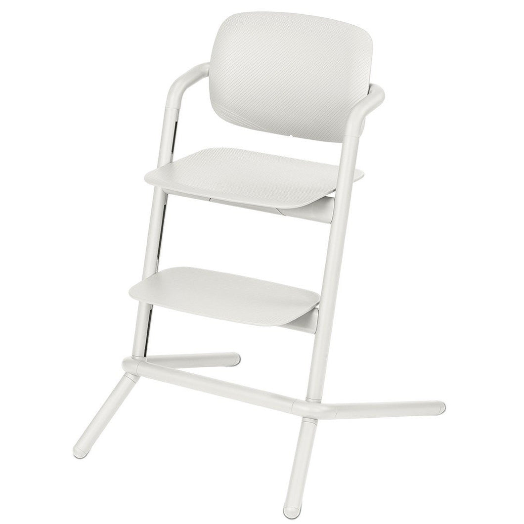 Cybex LEMO High Chair (Porcelaine White)-High Chairs-Supreme Stroller