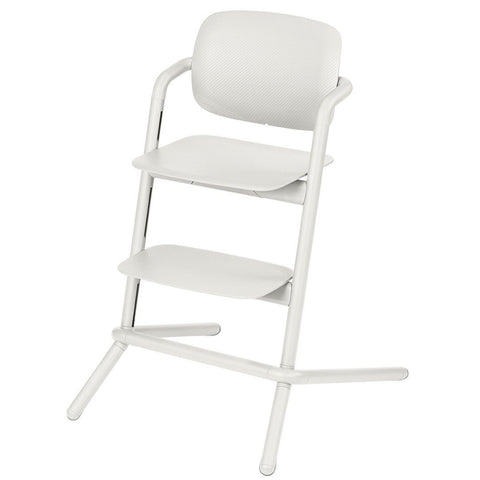 Cybex LEMO High Chair (Porcelaine White)-Cybex-Supreme Stroller