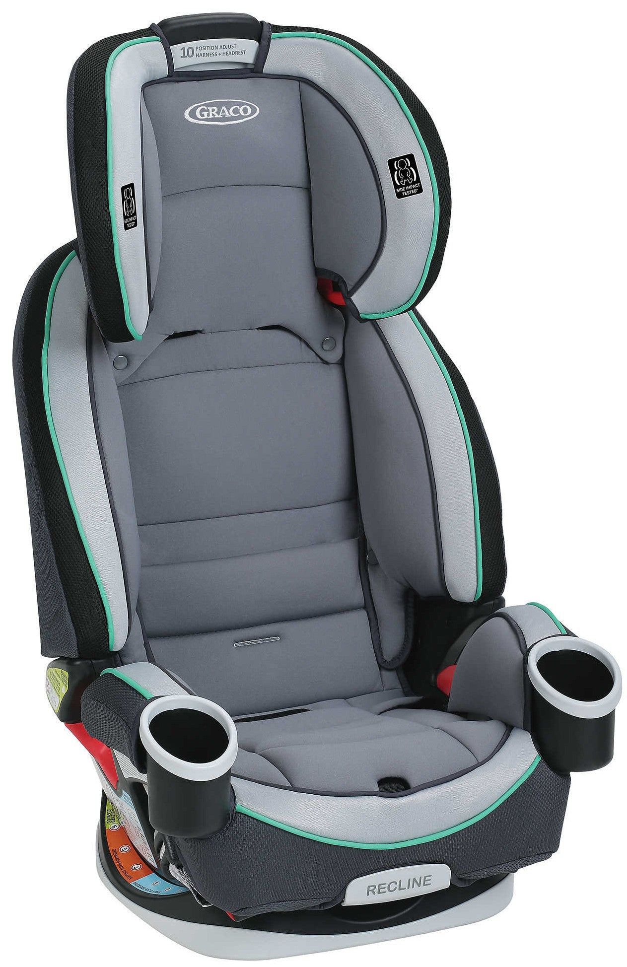 Buy Graco 4ever All-in-One Car Seat (Basin) Online 1991921 ...