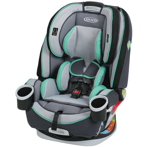Graco 4ever All-in-One Car Seat (Basin)-Convertible Car Seat-Supreme Stroller