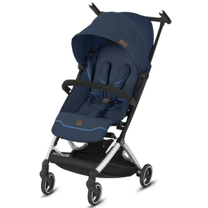 GB Pockit + All City (Night Blue)-Stroller-Supreme Stroller