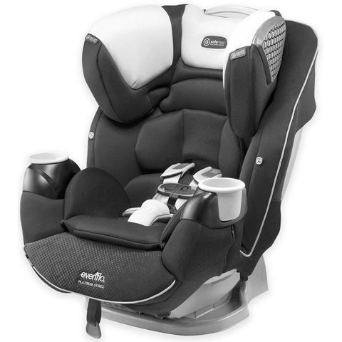 Evenflo Platinum SafeMax™ All-in-One Convertible Car Seat (Shiloh)-Evenflo-Supreme Stroller