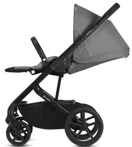 Cybex Balios S/Aton M with SensorSafe™ Travel System (Manhattan Grey)-Travel System-Supreme Stroller