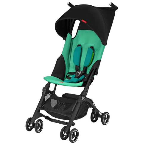 GB Pockit Plus (Laguna Blue)-Stroller-Supreme Stroller