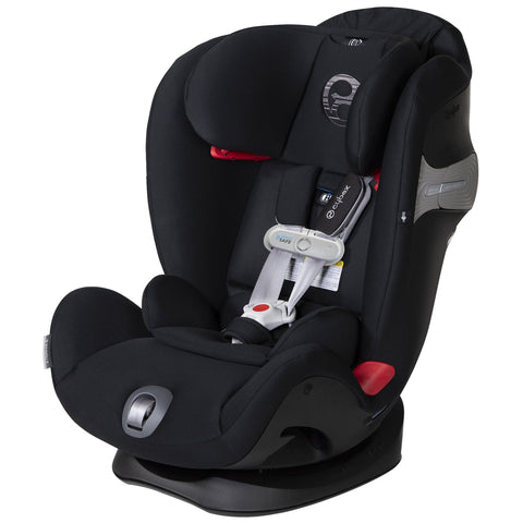 Cybex Eternis S with SensorSafe Infant Car Seat (Lavastone Black)-Infant Car Seat-Supreme Stroller