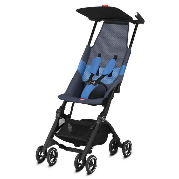 GB Pockit Air All Terrain (Night Blue)-Stroller-Supreme Stroller