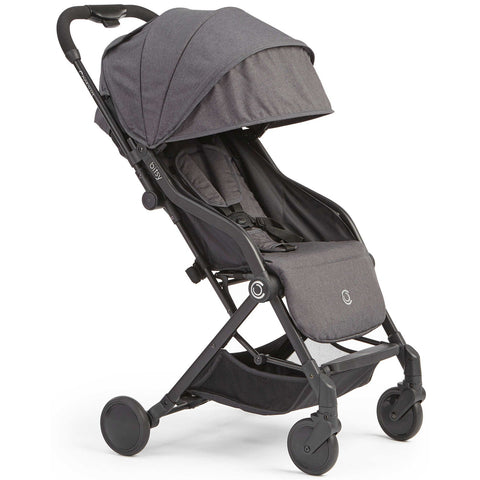 Contours® Bitsy Compact Fold Stroller (Granite Grey)-Contours-Supreme Stroller