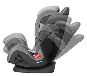 Cybex Eternis S All-in-One Infant Car Seat (Manhattan Grey)-Infant Car Seat-Supreme Stroller