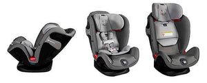 Cybex Eternis S All-in-One Infant Car Seat (Lavastone Black)-Infant Car Seat-Supreme Stroller
