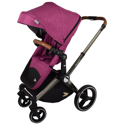 Venice Child Kangaroo Stroller (Purple)-Venice Child-Supreme Stroller