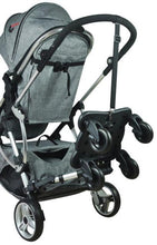 Englacha 2-in-1 Cozy 4-wheel Rider-Stroller Accessory-Supreme Stroller