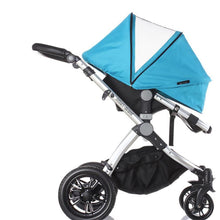 Load image into Gallery viewer, Babyroues Letour Avant Bassinet and Stroller in Pink on a Silver Frame-Stroller-Supreme Stroller