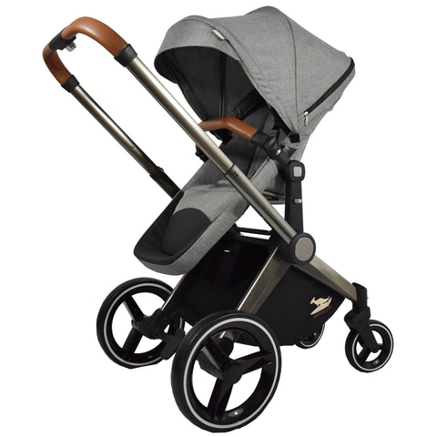 Venice Child Kangaroo Stroller (Grey)-Venice Child-Supreme Stroller