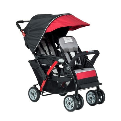 The Duo Sport™ 2-Passenger Stroller-Foundations-Supreme Stroller