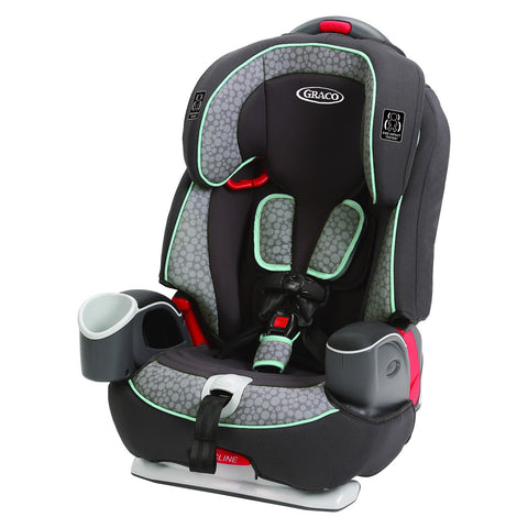 Graco Nautilus 65 LX 3-in-1 Harness Booster (Sully)-Convertible Car Seat-Supreme Stroller