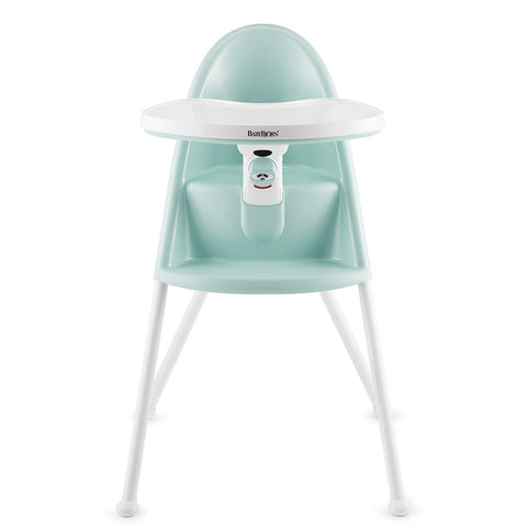 BABYBJÖRN High Chair (Light Green)-Babybjörn-Supreme Stroller