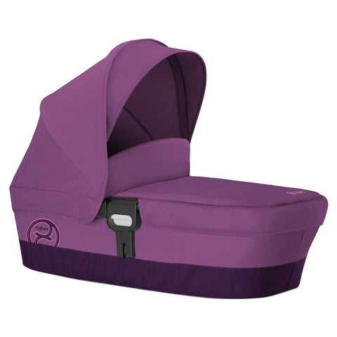 Cybex Carry Cot M (Grape Juice)-Cybex-Supreme Stroller