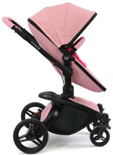 Load image into Gallery viewer, Wonder Buggy Stork 2-in-1 Deluxe Urban Carrycot Stroller with Revolving Seat (Pink)-Stroller-Supreme Stroller